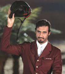 علي بن خالد ابن عم الأمير تميم