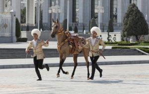 مدينة تركمانستانية